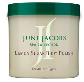 June Jacobs Lemon Sugar Body Polish $48