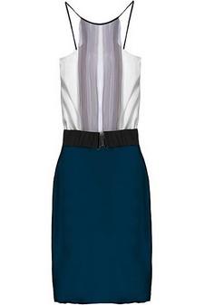 Ombre Chiffon Dress, Lia Kes, $306.00
