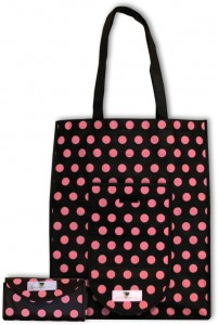 I hate polka dots, but I'd still use this. Only $8.95 at GoodyGreenBag.com