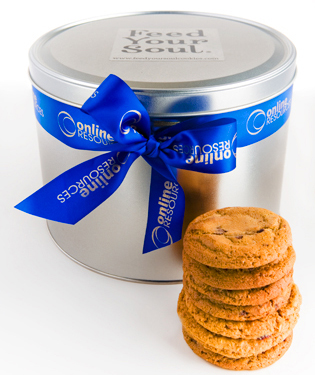 Freedom Five Dozen Tin - $60 cookies, $75