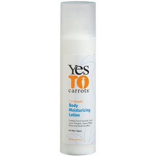 Yes to Carrots Moisturizing Body Lotion $8.99
