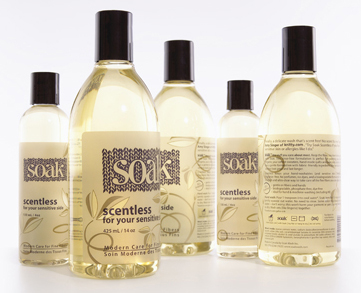 Scentless Lingerie Wash by Soak