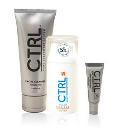 "CTRLâ""¢ Female Acne Treatment System --Free 30 Day Trial!"