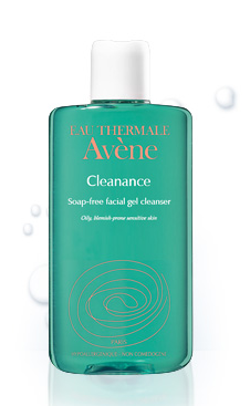 Eau Thermale Avène Cleanance Soap-Free Facial Gel Cleanser : $15