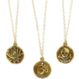 Mad Coin Necklace $88