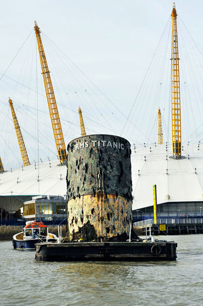 The Real Titanic Is In London   The Luxury Spot