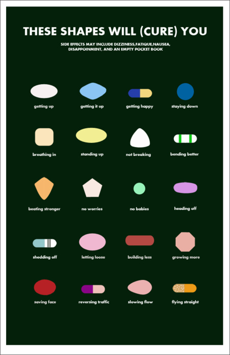 Shapes That Ll Cure You Pills Galore The Luxury Spot