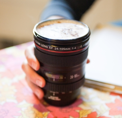 Eco Friendly Travel Hipster Y As Sh It These Photo Lens Coffee Mugs Are Kind Of The Coolest Thing I Ve Ever Seen