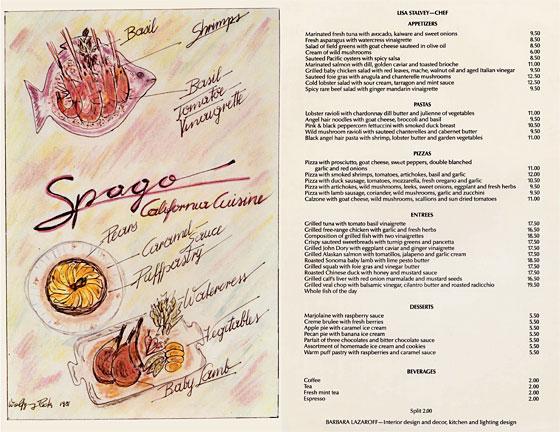 Old York Seafood Family Restaurant Menu