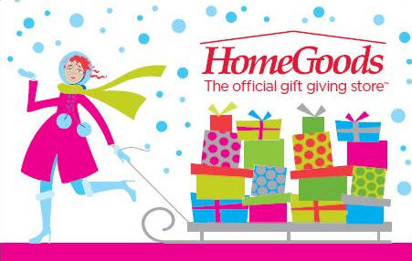 picture regarding Home Goods Coupons in Store Printable named Giveaway Recognizing: Homegoods Present Card The Luxurious Location