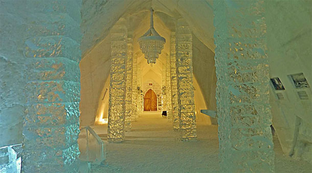 Travel Spotting Ice H 244 Tel De Glace In Quebec Canada