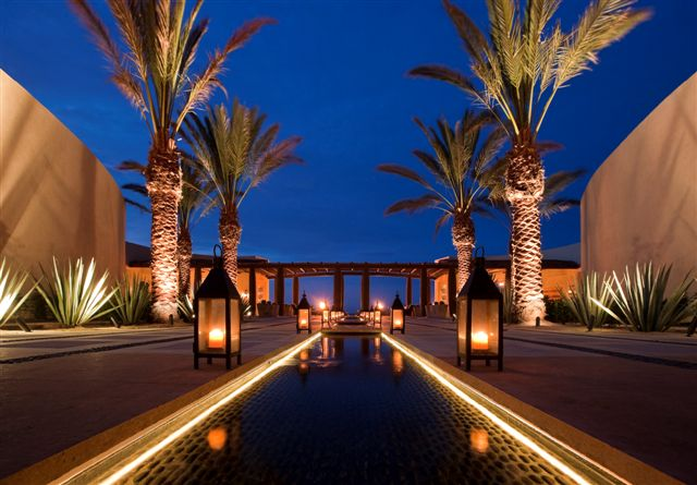 The Capella Pedregal Resort In Cabo San Lucas Is The