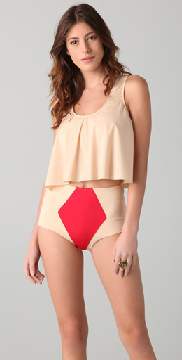 The Modern Tankini Hot Or Not
