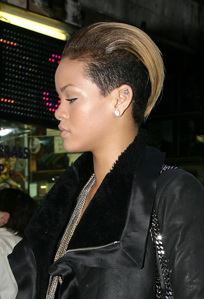 Rihanna S Bad Hairstyles
