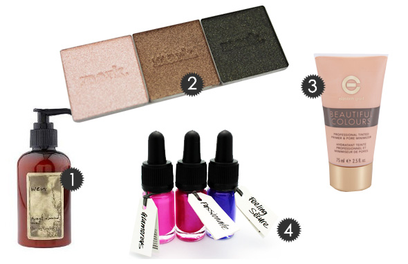 Halloween makeup cosmetics products