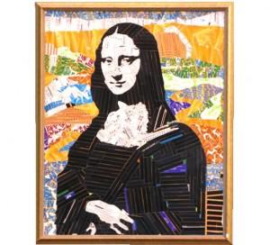Metrocard Mona Lisa