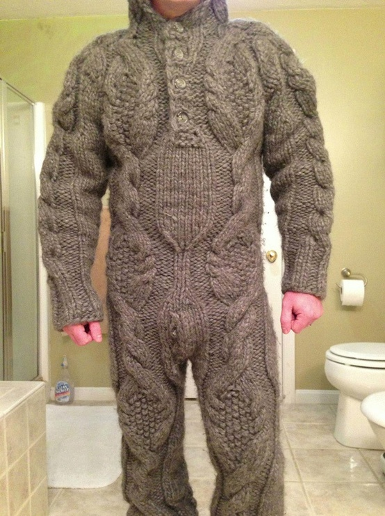 full body sweater