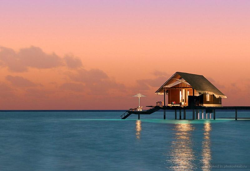 One Only Reethi Rah Resort Maldives