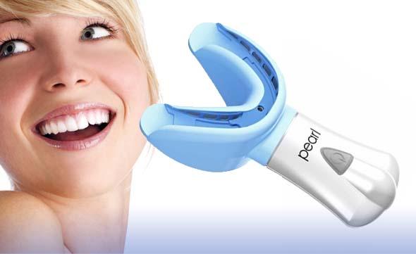 Tanda Pearl Ionic Teeth Whitening System