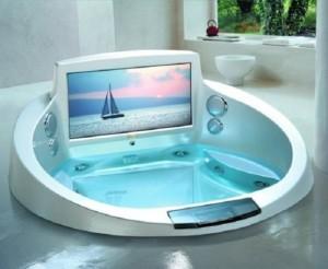 fantasy bath tub