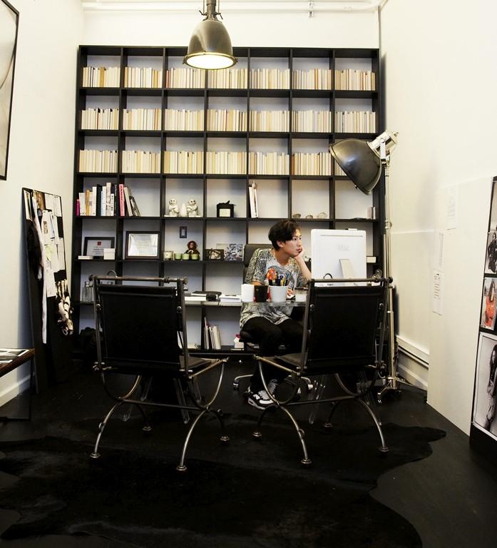 Alexander Wang studio