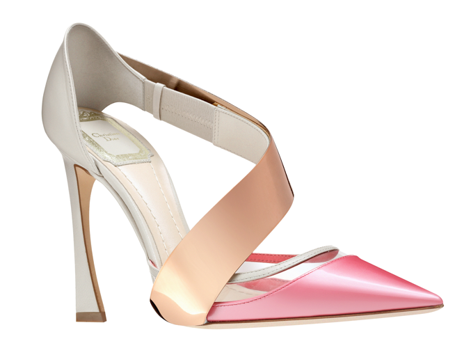 Christian Dior Spring 2013 Shoes