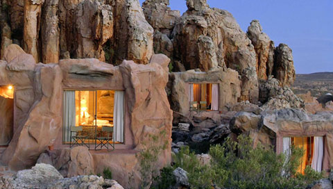 Kamma Kagga game reserve, south africa