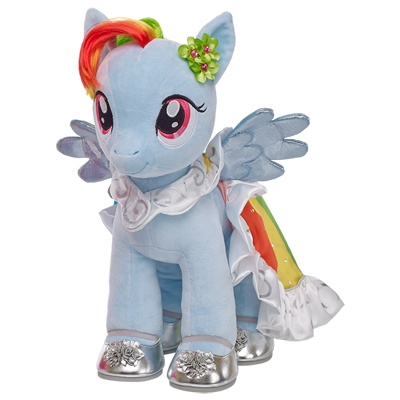 my little pony build a bear