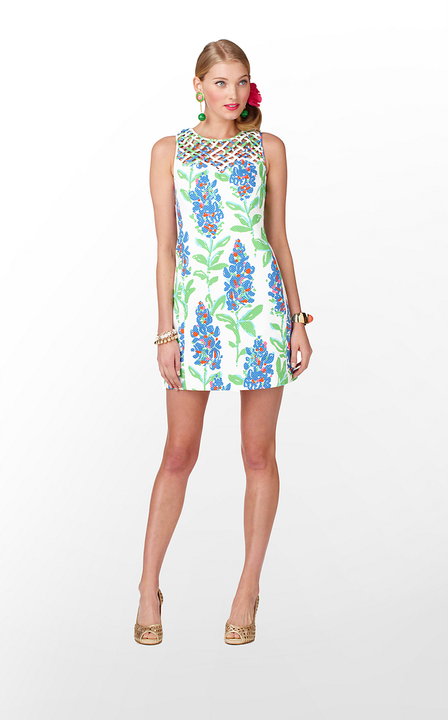 Lilly Pulitzer Funeral Outfit Idea The Luxury Spot