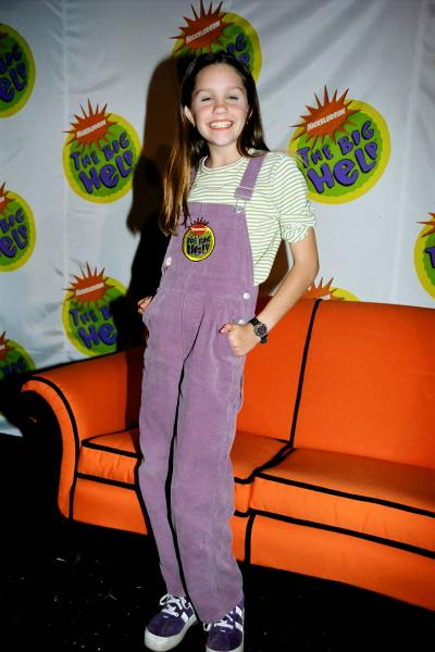 Nickelodeon's 1998 Big Help