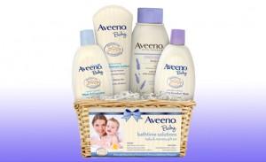 Aveeno Baby Bathtime Solutions Gift Set