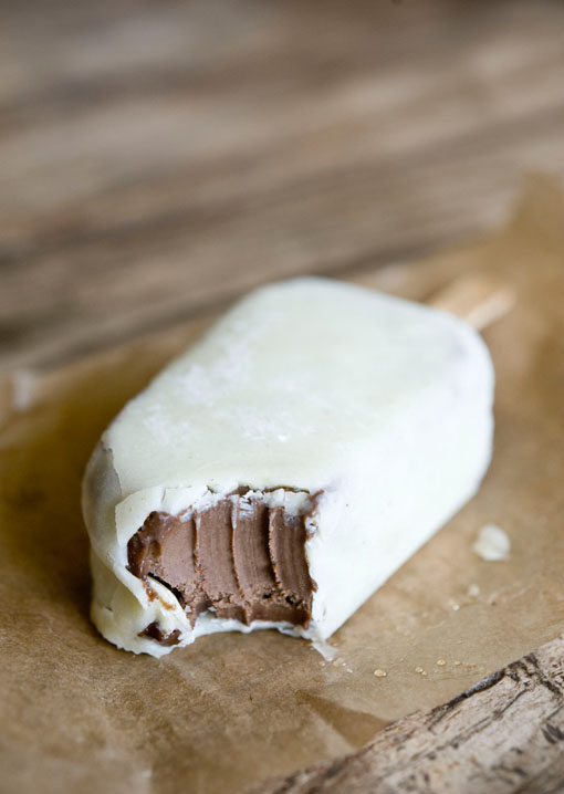 raw ice cream bars