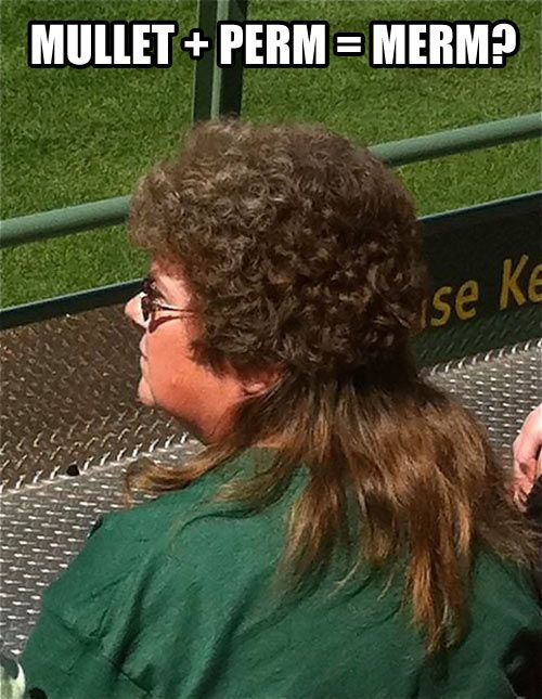 mullet and perm
