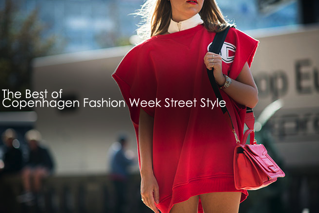 The best of Copenhagen Fashion Week street style