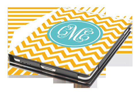 Chevron Monogram Case Available Here