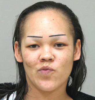 worst eyebrows ever
