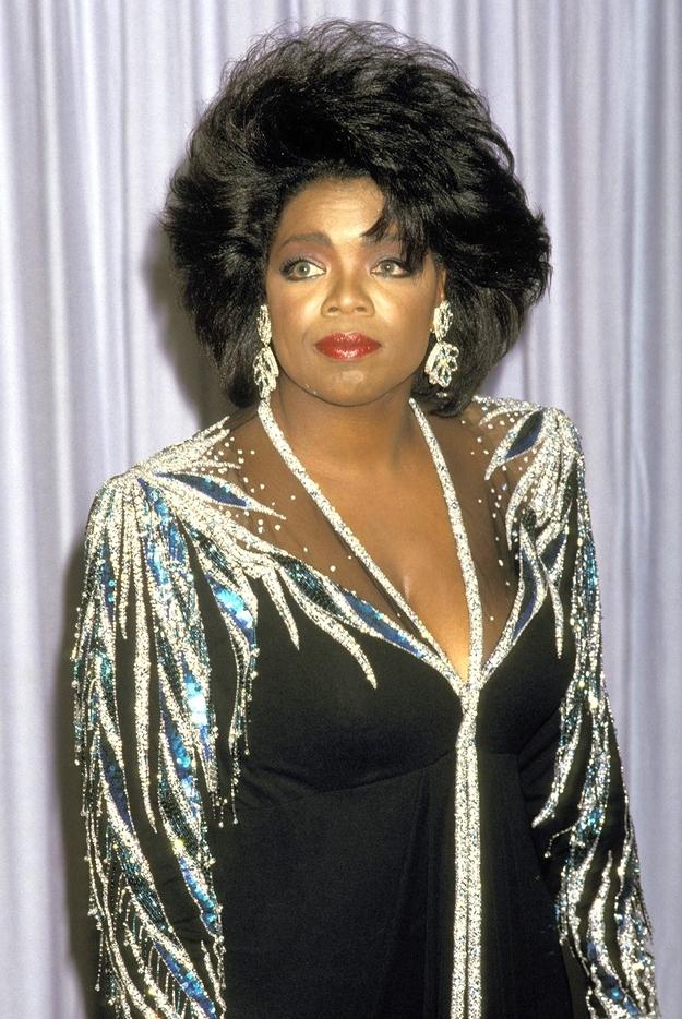 Oprah March 1987