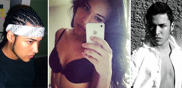 nadia e, transgender model before after
