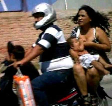 breast feeding in public