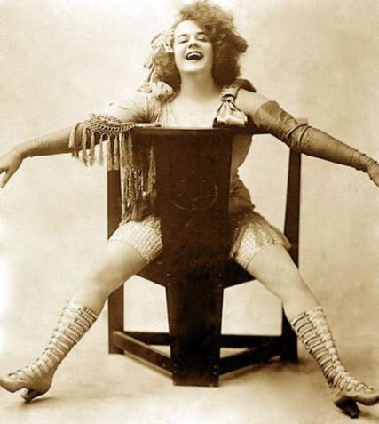 vintage drag queens