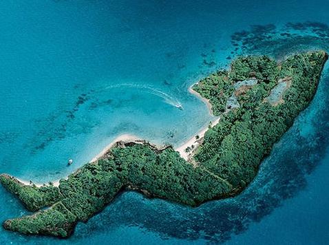 weird islands