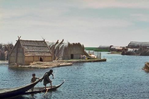 marsh arab culture