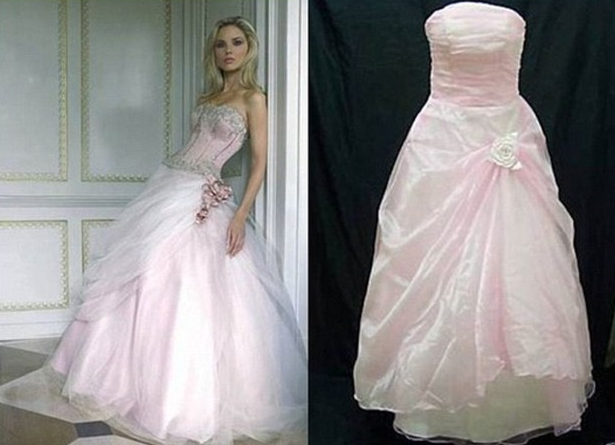 cheap online bridesmaid dress