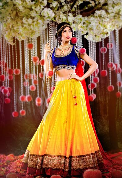 indian disney princesses