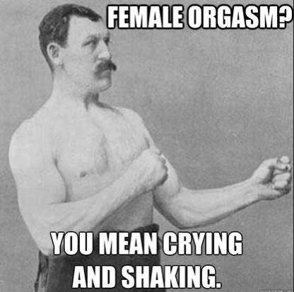 Female orgasm tricks