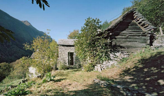 hidden luxury cabin