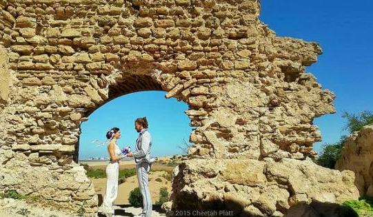 multiple weddings couple