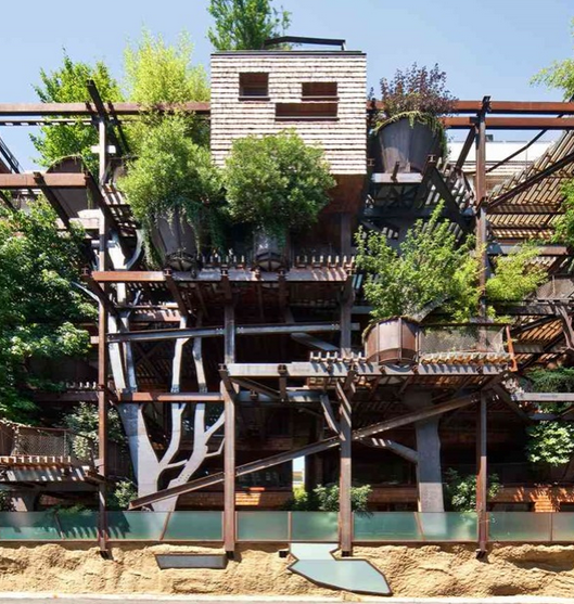 Tree House Apartments