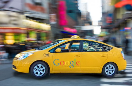 driverless cabs in NYC