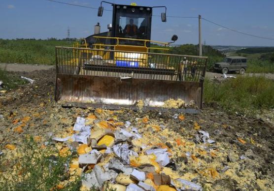 russian food import ban